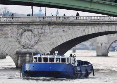 Les contraventions de grande voirie liée au domaine public fluvial