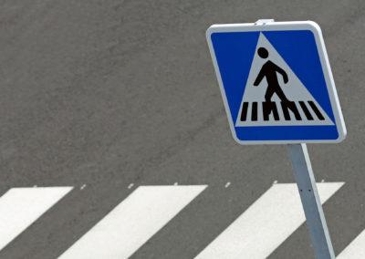 Signalisation horizontale et verticale