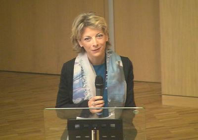 Rachel Zenzes, Présidente d'IDEES Formation & Conseil